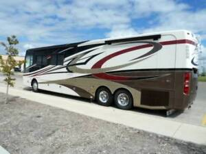 2009 Holiday Rambler Scepter 42PDQ diesel pusher motorhome