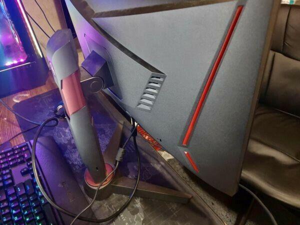 MSI 24-inch Full HD FreeSync Curved LED Wide Screen  Gaming Monitor