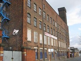 1000-4000 sq ft Creative/Warehouse/Storage to let, Ancoats.
