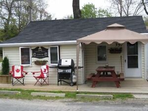 3 Great Cottages on one property