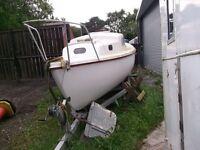 River/Sea Boat