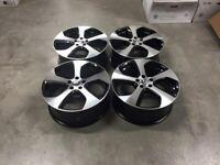 18 19″ Inch Golf GTi Austin Style Alloy Wheels VW MK5 MK6 MK7 MK7.5 AUDI A3 CADDY VAN Leon 5x112