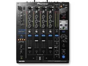 Dim srt 900 Pioneer quad channel mixer