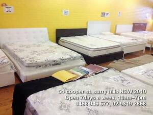 Brand New wide ranges of high quality bed, base, mattress sale Maroubra Eastern Suburbs Preview