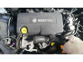 VAUXHALL ASTRA 1.7 CDTI ENGINE WITH 6 MONTHS WARRANTY 2010 2011 USED