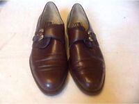 Samello men's smart shoes size: 37 used £5