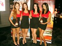 Male & Female Promotional Models Available for Corporate Events