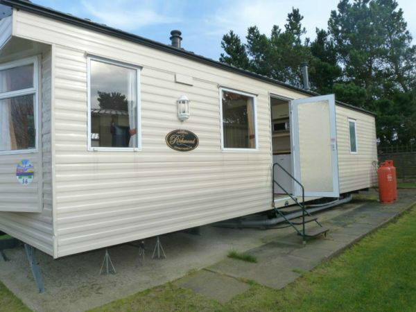 Perfect  Caravan Holiday Hire At Seton Sands Longniddry East Lothian