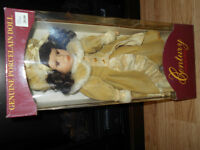 3 Collection Hand Crafted porcelain Dolls