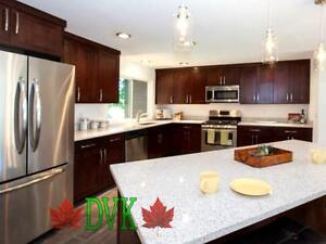 ❀ Kitchen Cabinets for Sale ❀ -Shaker Espresso Dark Maple