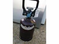 Acetylene 15-K BOC gas