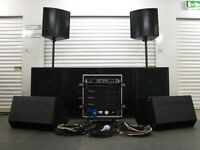 Professional Pa And Sound System Hire For All Functions At Very Cheap Rate!!!!!