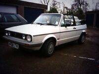 Mk1 golf project