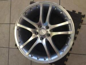 """(New Arrival) Brand New ON SALE Staggered Mercedes 18"""" Machined City of Toronto Toronto (GTA) Preview"""