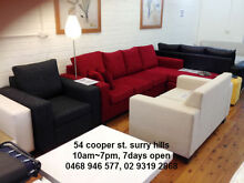 New Sydney Sofa Lounge Best Quality Cheap Price Sydney City Inner Sydney Preview