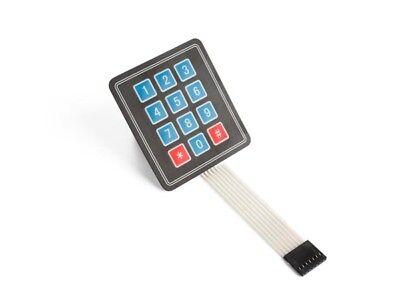 Velleman Vma300 3 X 4 Matrix Membrane Keypad