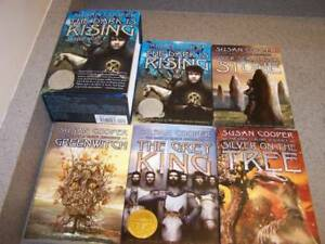 Susan Cooper - THE DARK IS RISING SEQUENCE - 5 bk boxed set