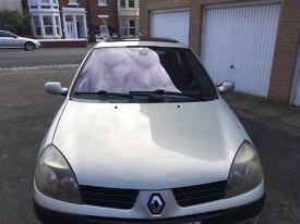 2003 03 Renault Clio