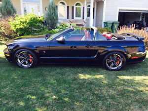 2007 Ford Mustang GT convertible - Roush stage 2