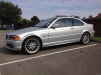 Breaking BMW E46 328Ci Coupe Auto Titan Silver & 318Ci Coupe Steel Blue Manual Gearbox N42 Engine