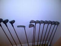 Ensemble de golf droitier (complet) incluant sac de golf