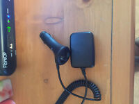 Blackberry 8700 Car and Wall Charger