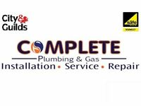 Gas Safe Plumber/Heating Gas Engineer