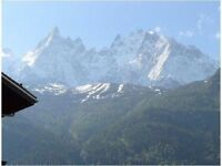Fantastic central apartment in Chamonix Mont blanc France (Alps) , Autumn and Winter skiing to rent