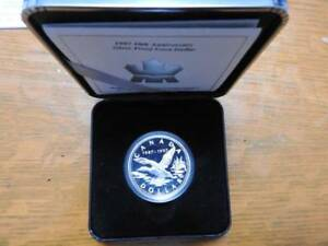 1997 Proof Silver Dollar - Flying Loon