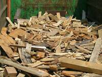 Free Firewood Scrap wood off cuts pallets wanted