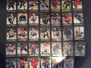 2015-16 UD Young Guns Lot of 34 (Series 1)