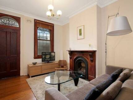 Sunny double room in glebe - minutes from city