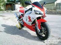 Yamaha R1 4xv 1998 1999 2000 01 02 breaking, Engine, Clocks, Wheels Frame Forks Carbs Lights etc