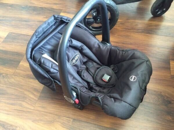 Obaby zezu car seat | in Newcastle, Tyne and | Gumtree