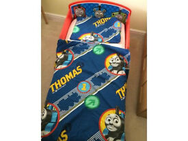 Thomas The Tank Engine bed & bedroom set for sale