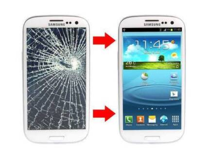 SCREEN REPAIR - Samsung Galaxy S5, S4, S3 (CHEAP) Cannington Canning Area Preview