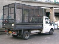 24/7 SAME DAY JUNK WASTE RUBBISH REMOVAL COLLECTION MAN AND VAN