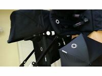 BUGABOO CAMELEON 3. ALL BLACK LIMITED EDITION