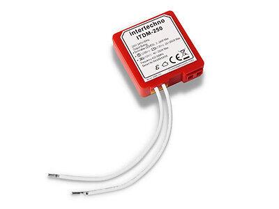Intertechno ITDM-250 Funk-Modul Universal-Dimmer, Funkmodul online kaufen