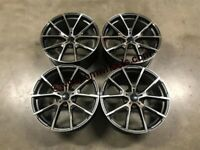 "19 20"" Inch BMW 728 style Alloy wheels G30 G31 G32 G20 G21 G28 3 4 5 6 series 5x112"