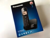 PANASONIC KX-TGC410EB Cordless Phone