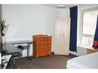 Large Double Room including ALL Bills in Zone 2 near Canary Wharf