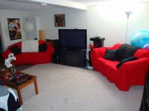 $650 Nov1st- Nice furnished rm for student in shared large bsmt