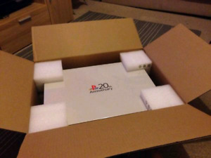PS4 20th Annviersary Console Sealed