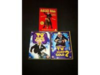 HARRY HILL DVD BUNDLE