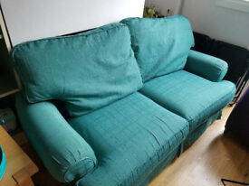 Lots of furniture! leather sofas, sofa bed, mattress, fridge, cross trainer ect