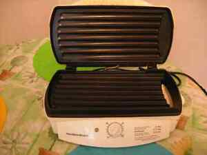 Hamilton Beach 25300 Meal Maker Express Indoor ~ Great Condition