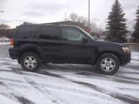 2005 Ford Escape LIMITED **ToitOuvrant**CuirChauffant*Model 4X4
