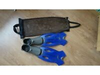 Speedo Diving Fins