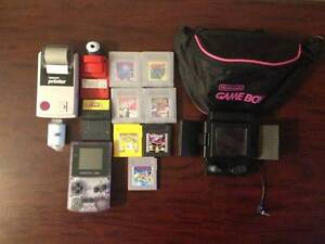 The Ultimate Gameboy Collection